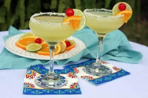 "Sue's Italian Margaritas ""My husband and I have margarita nights when we..."