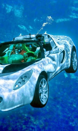 Amphibious Cars Wallpapers