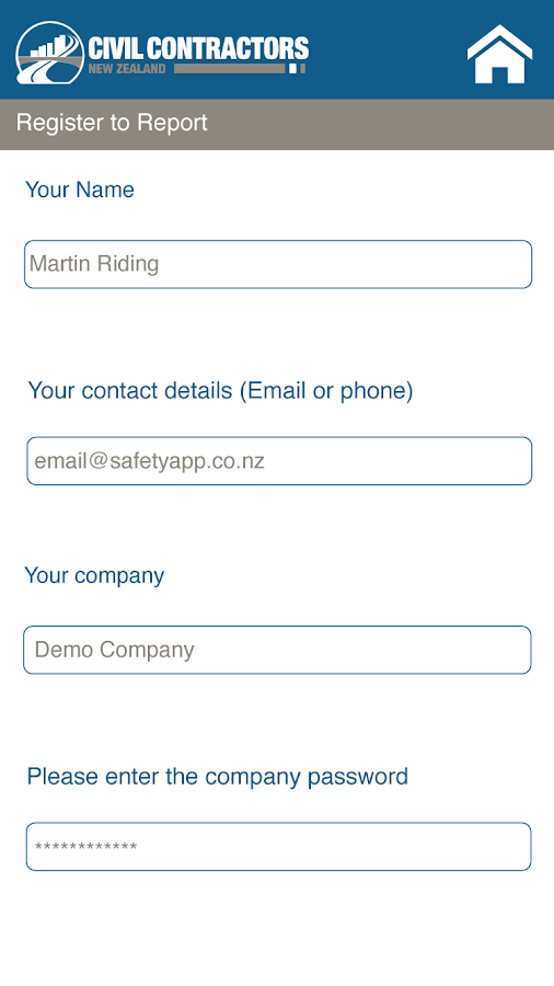 CCNZ Safety- screenshot