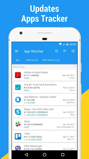 App Watcher: Check Update v1.9.0 build 56