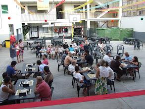 Photo: Torneos de partidas rápidas. Fiestas populares de Santa Catalina