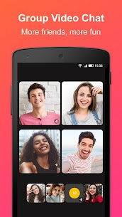 JusTalk – Free Video Calls and Fun Video Chat APK 4