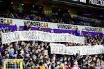 """Anderlechts supportersprotest ondanks beloftes van de club: """"Geen voetbal zonder fans"""""""