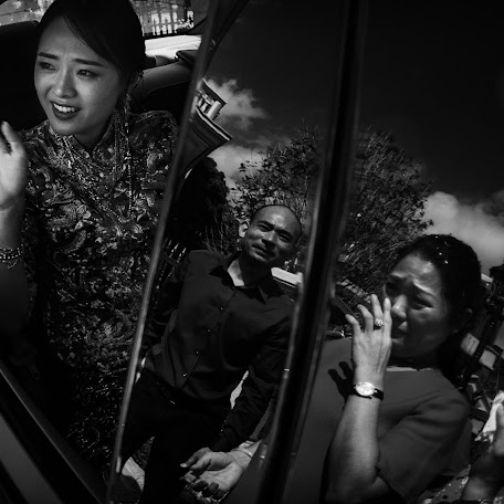 婚礼摄影师 Vinci Wang (VinciWang). 14.03.2018的图片