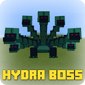 Hydra Boss Mod for MCPE