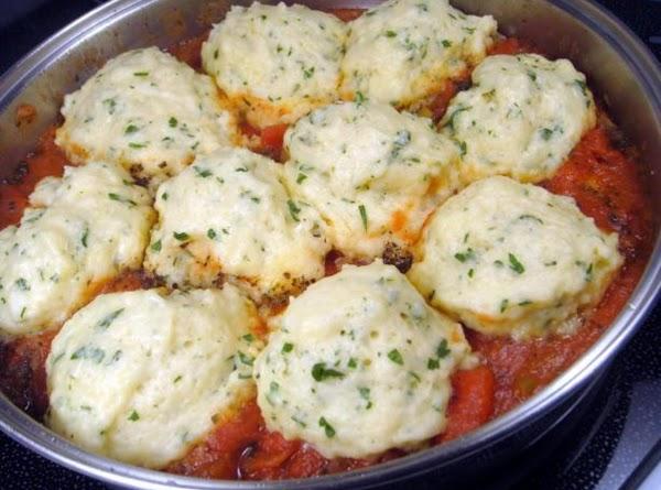 Lisa's Tomato Dumplings Recipe