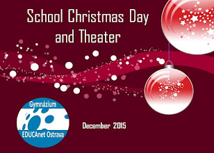 Photo: School Christmas Day and Theater  (Wednesday, 16 December 2015).