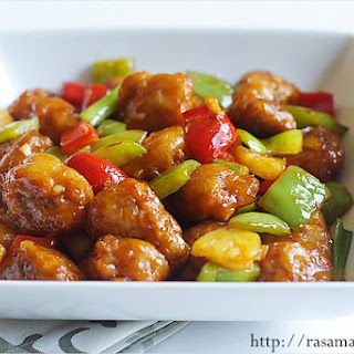 Sweet and Sour Pork (咕嚕肉).