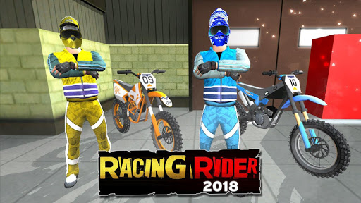 Racing Rider 2018 - screenshot