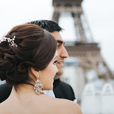 Wedding photographer Federico Guendel (iheartparisfr). Photo of 13.12.2016