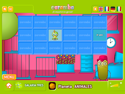 Caramba Spanish- screenshot thumbnail