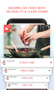 Mobile Screen Recording мод