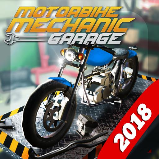 Motorcycle Mechanic: Motorbike Simulator Game - Apps on
