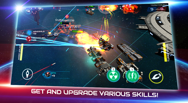 Starship battle Screenshot 13