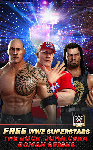 WWE Champions - Free Puzzle RPG Game 0.241 screenshots 23
