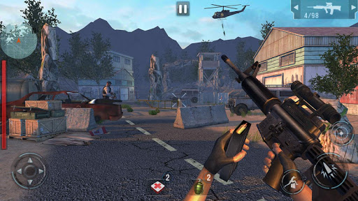 Modern Commando Shooting Mission: Army Games 2020 2.3.0 screenshots 6