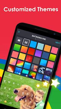 RainbowKey - Color Keyboard Themes, Cool Fonts