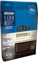 Acana Dry Mix - Chicken and Burbank Potato, 2.27 kg