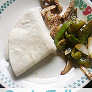 Pork Fajitas Recipe