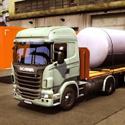 Heavy Truck Driving Simulator 3D: Realistic mobile
