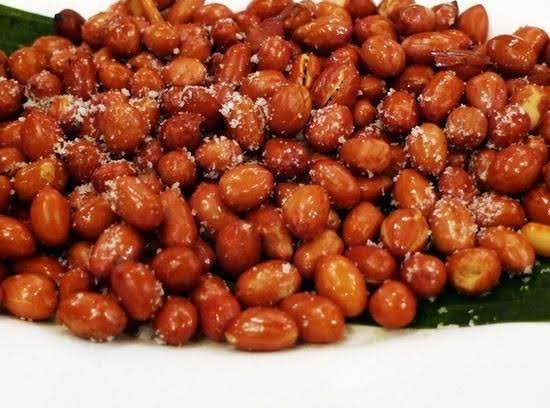 Fried Peanuts