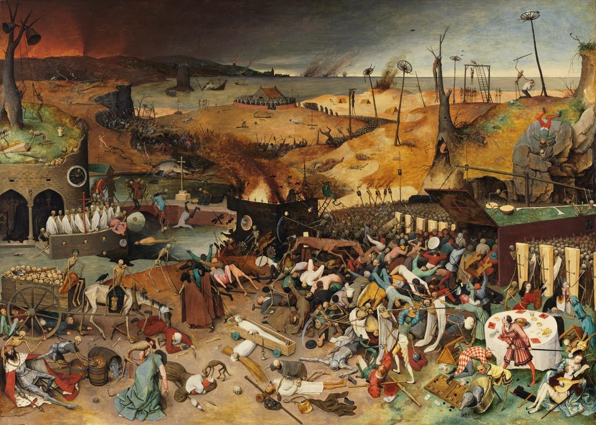 The Triumph of Death - Wikipedia