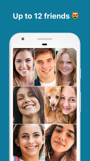 Zooroom: Live Group Video Call and Chat in Rooms app (apk) free