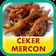 Resep Ceker Mercon apk