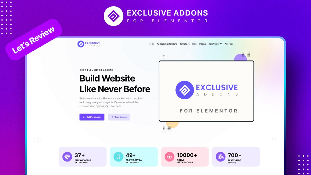 Exclusive Addons for Elementor Plugins, greensoftdhaka
