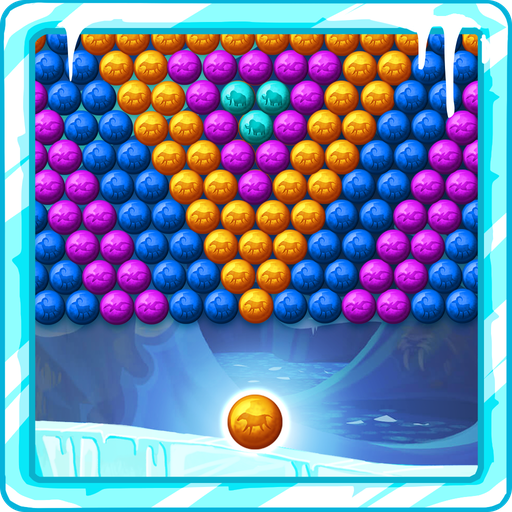 Bubble Shooter Ice
