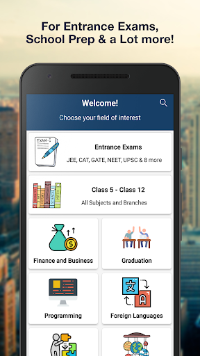 EduRev: Exam Preparation, Mock Tests, Sample Paper 5.0.0_edurev screenshots 1