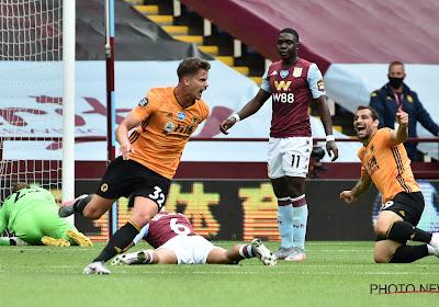 Leander Dendoncker oogst lof met de manier waarop hij Wolverhampton beter laat voetballen