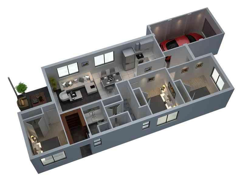 3d modular home floor plan screenshot - 3d Home Floor Plan