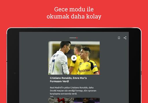 Haberler: Son Dakika Haberleri 3.1.11 screenshots 10