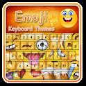 Thème du clavier emoji icon