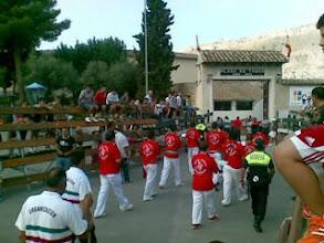 Photo: En el primer encierro de la feria de San Zenon 2009, Cehegin (Murcia).