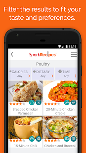 Healthy Recipes & Calculator- screenshot thumbnail