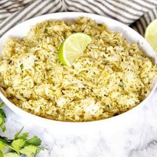 Chimichurri Rice.