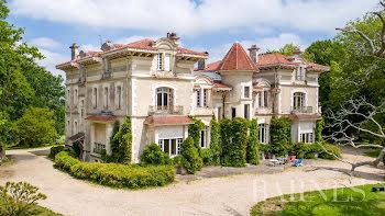 château à Biarritz (64)
