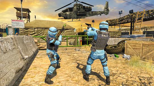 Free Firing Battleground: Fire Free Squad Survival 4