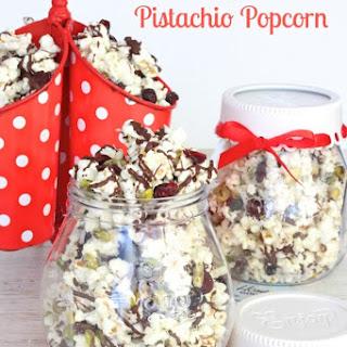 Coconut Cranberry Pistachio Popcorn Recipe
