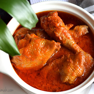 Nigerian Pepper Chicken Recipes.