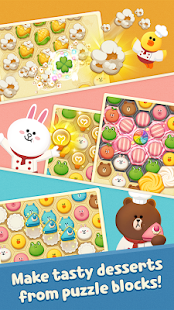 LINE POPChocolat- screenshot thumbnail
