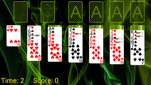 Russian Cell Solitaire 4.8.1342 screenshots 1