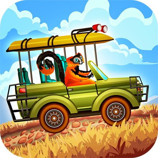 Fun Kid Racing - Madagascar (game)
