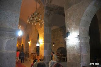 Photo: Inside Alayhan Caravanseri