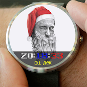 Watch Face - Putin