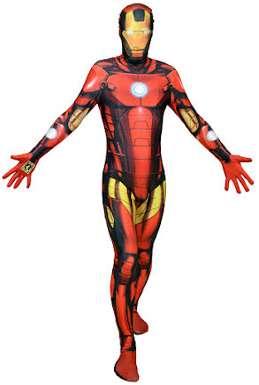 Morphsuit, Ironman
