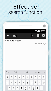 Simple Notepad & Call Identifier 4