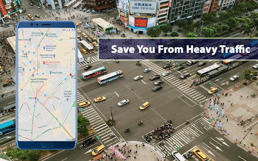 GPS Map Route Traffic Navigation 1.2 Screenshots 5